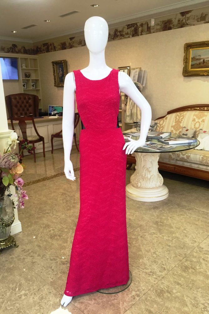 Вечернее платье Berta