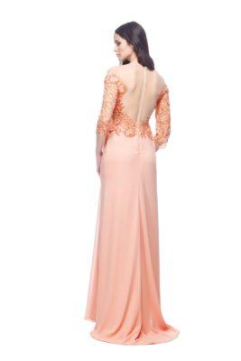 Вечернее платье C9616