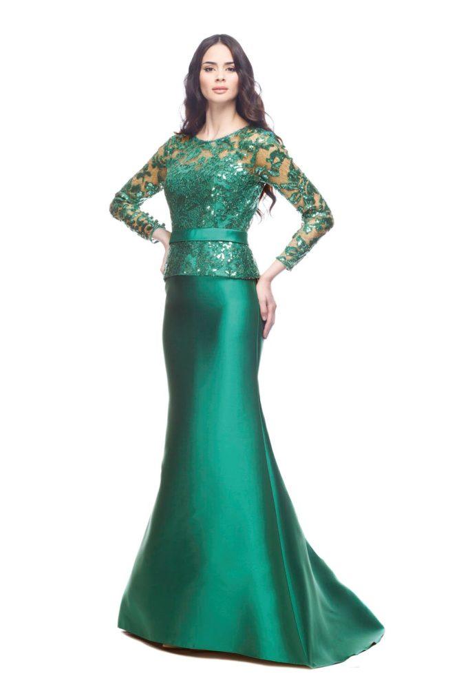 Вечернее платье C9642